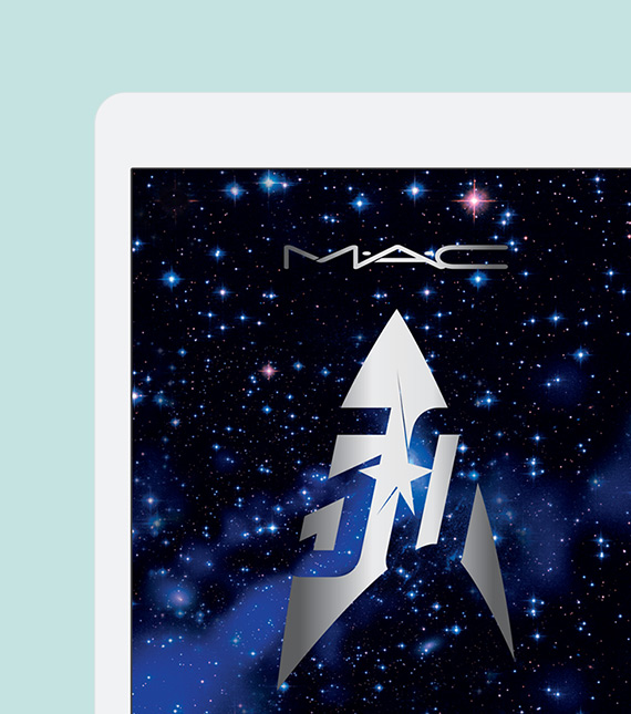 MAC Star Trek